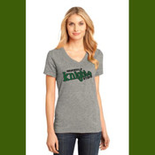 Newcastle Knights Ladies V Neck T